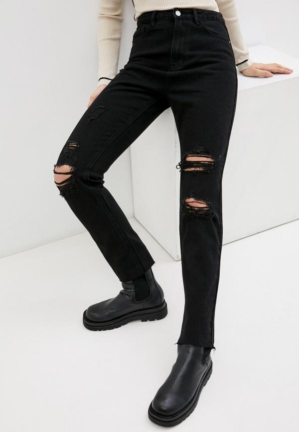 женские джинсы missguided, черные