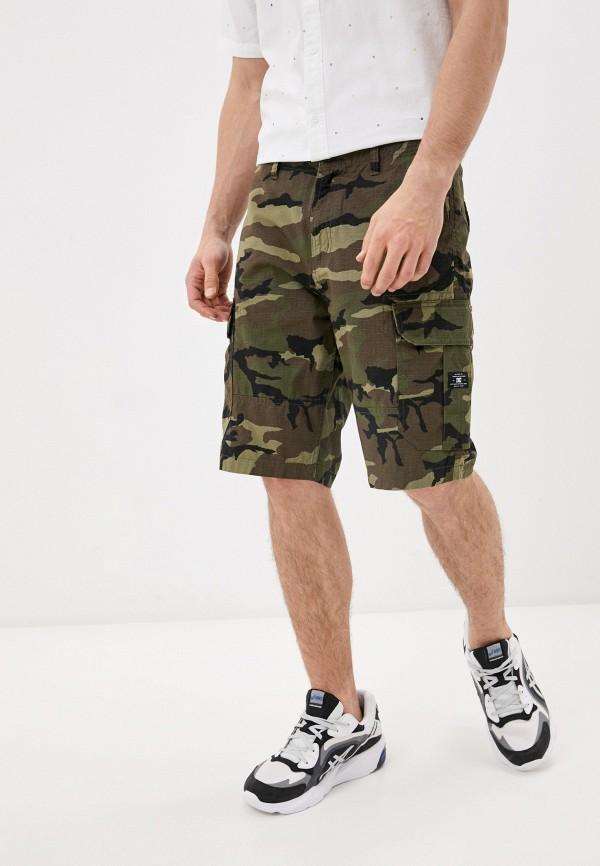 мужские шорты dc shoes, разноцветные