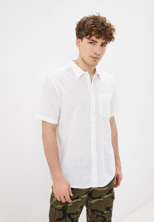 мужская рубашка dc shoes, белая
