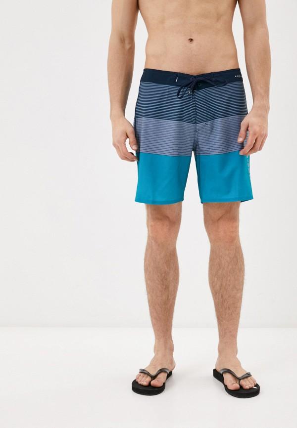 мужские спортивные шорты quiksilver, разноцветные