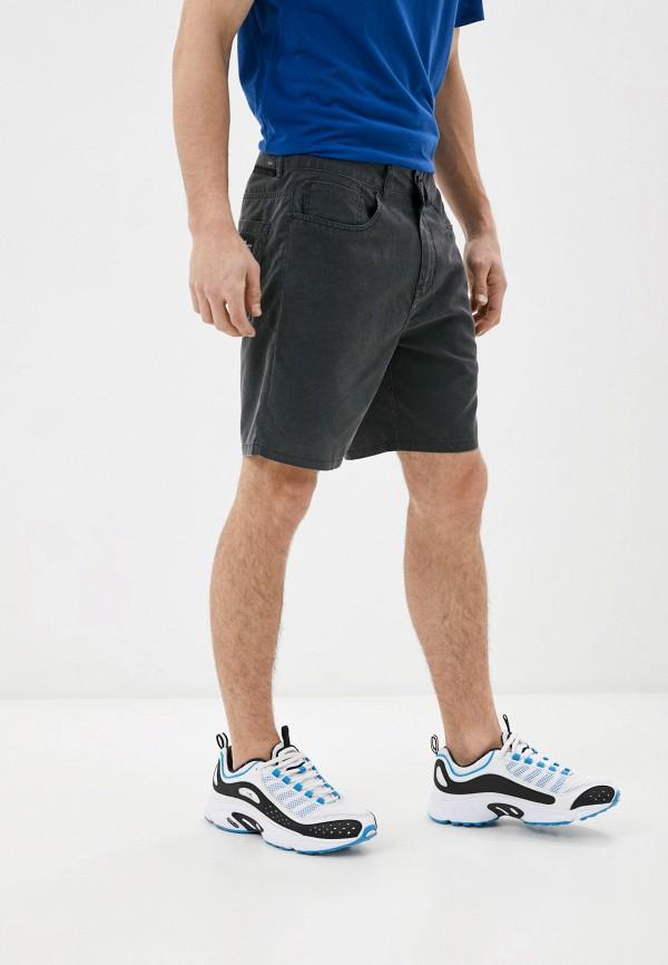 мужские шорты quiksilver, серые