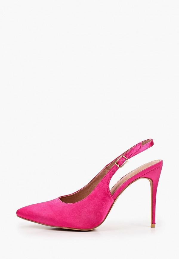 женские туфли kazar studio, розовые