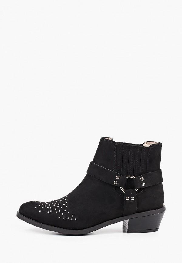женские ботинки kazar studio, черные
