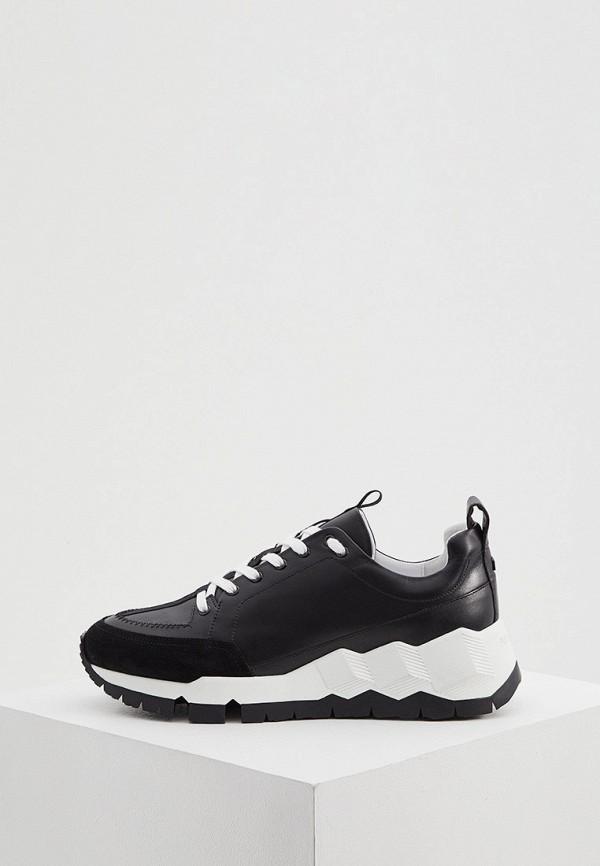 мужские кроссовки pierre hardy, черные