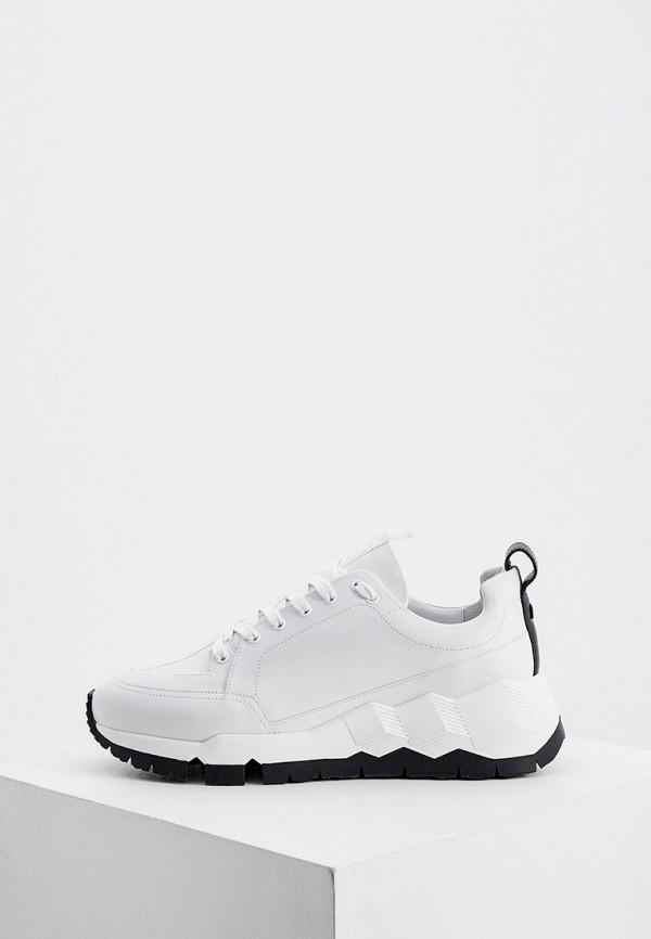 мужские кроссовки pierre hardy, белые