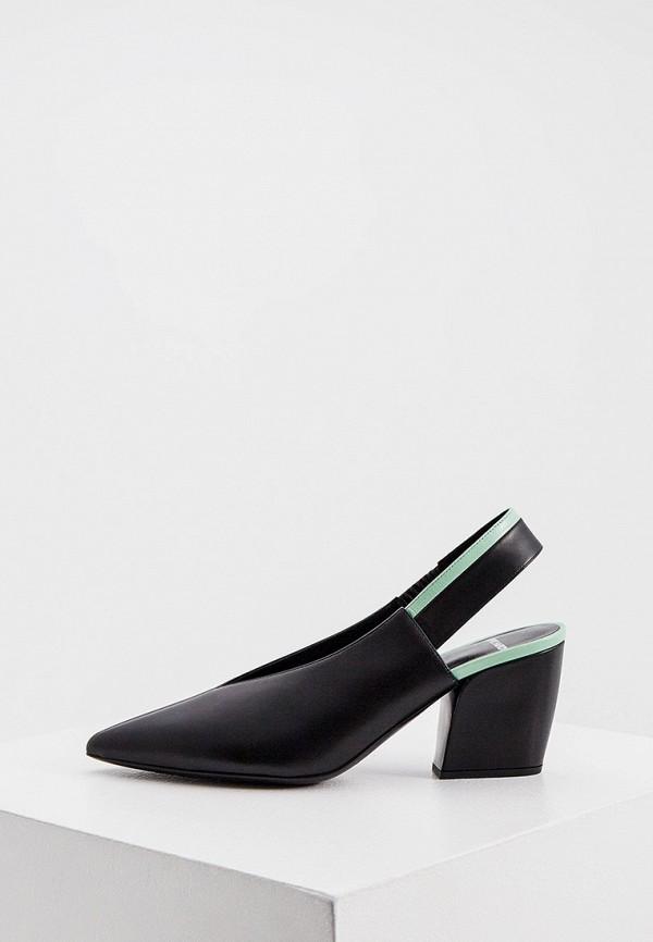 женские туфли pierre hardy, черные