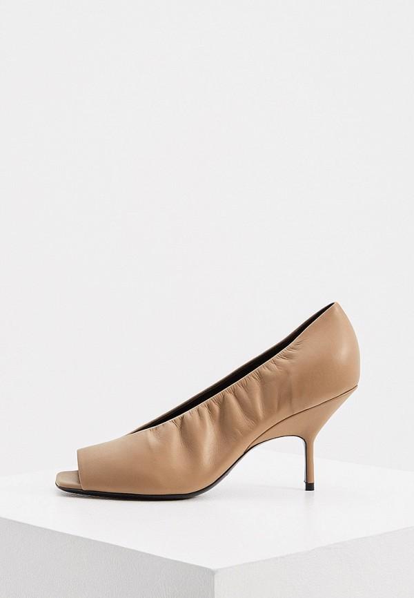 женские туфли pierre hardy, коричневые