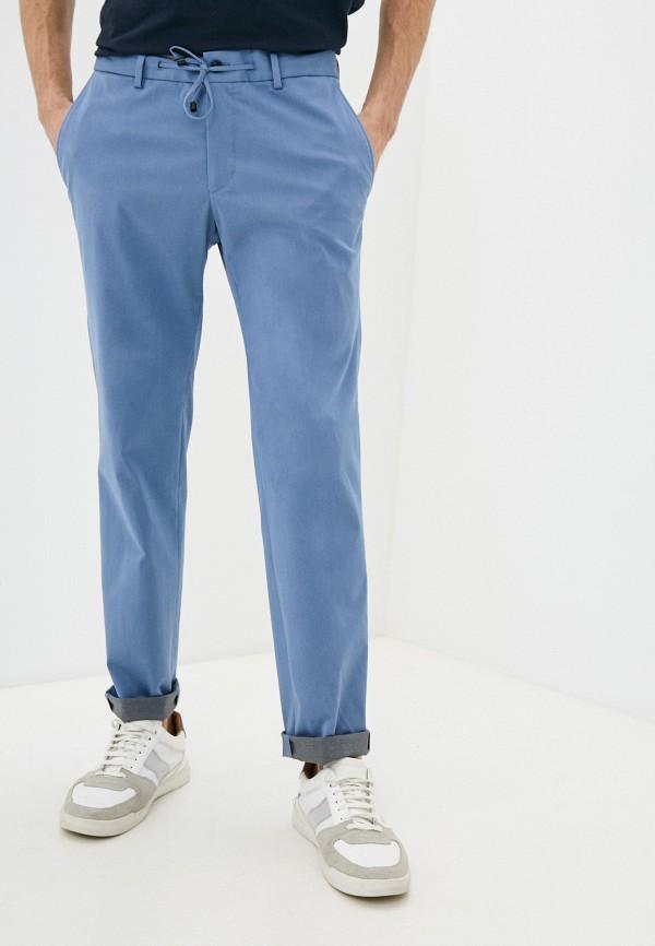 мужские повседневные брюки daniel hechter, синие