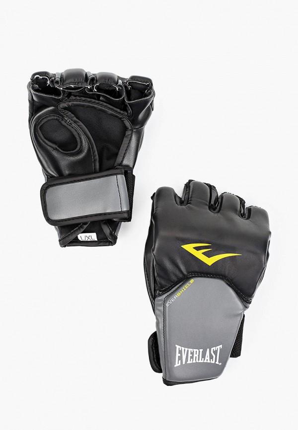 мужские перчатки everlast, черные