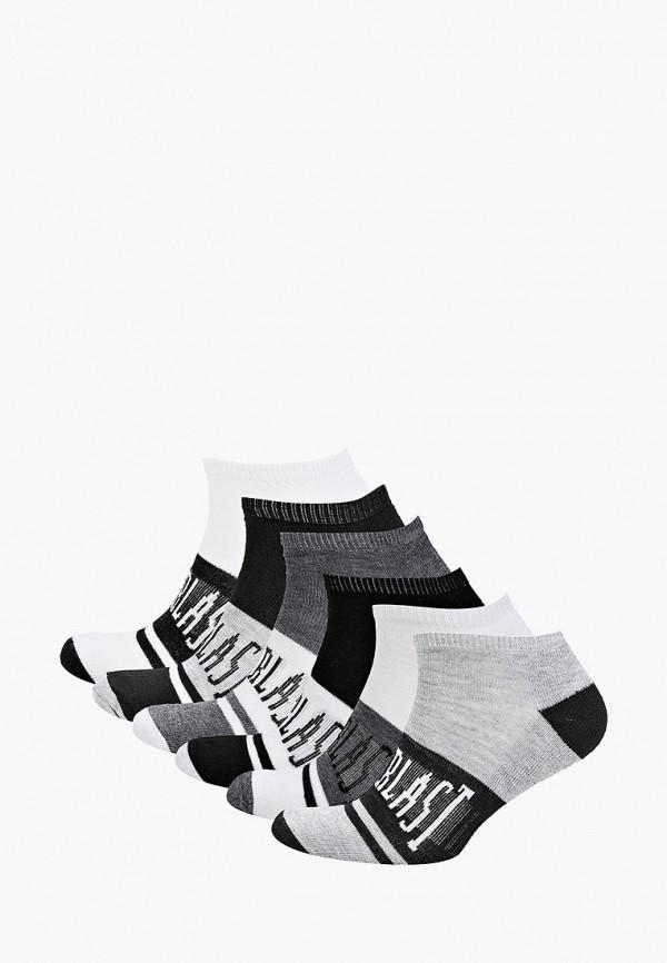 мужские носки everlast, разноцветные