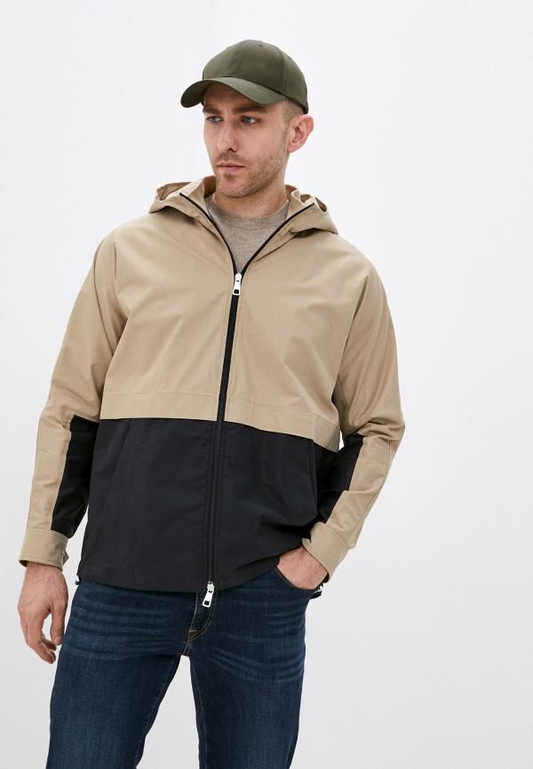 мужская куртка neil barrett, разноцветная