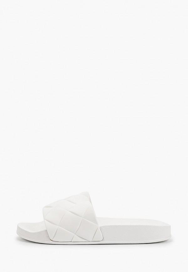 женские сланцы marquiiz, белые