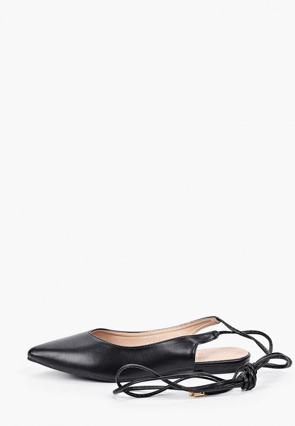 женские туфли marquiiz, черные
