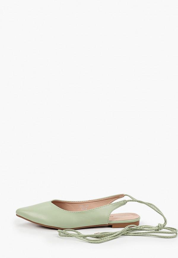женские туфли marquiiz, зеленые