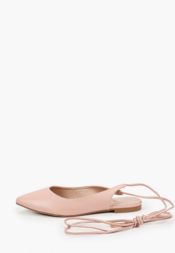 женские туфли marquiiz, розовые