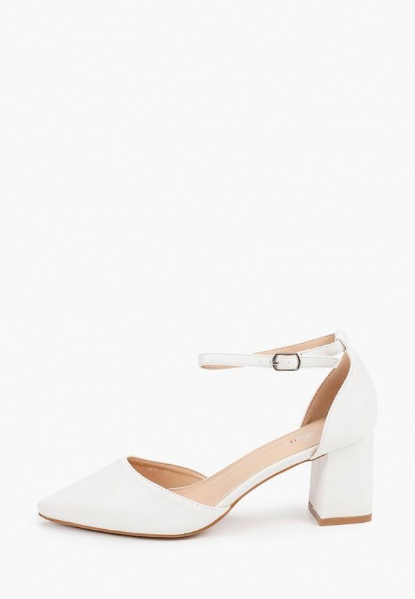 женские туфли marquiiz, белые