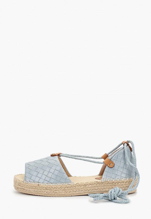 женские сандалии marquiiz, голубые
