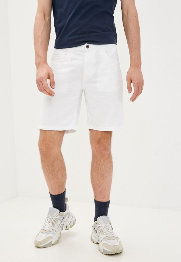 мужские повседневные шорты bikkembergs, белые