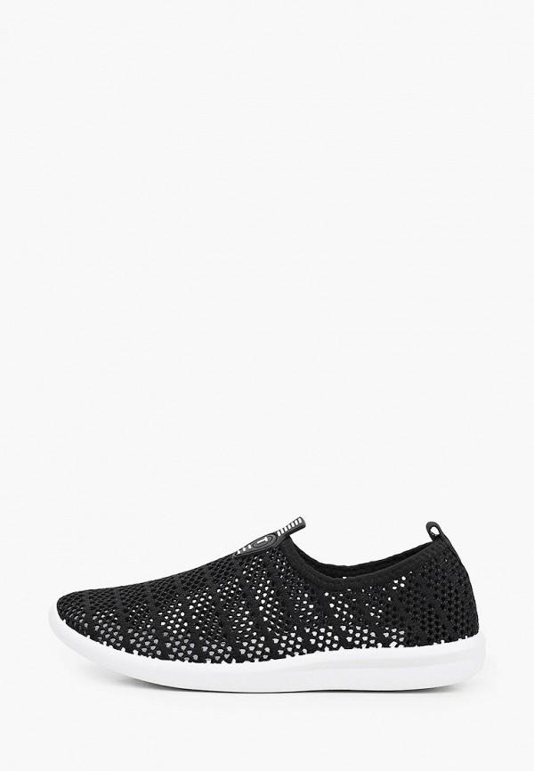 женские кроссовки trien, черные