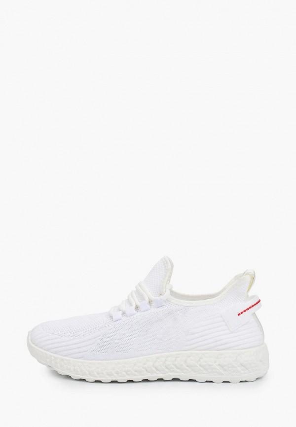 мужские кроссовки trien, белые