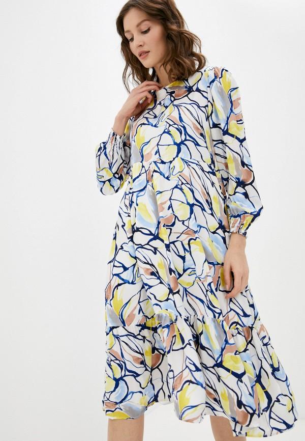 женское повседневные платье rich&royal, разноцветное
