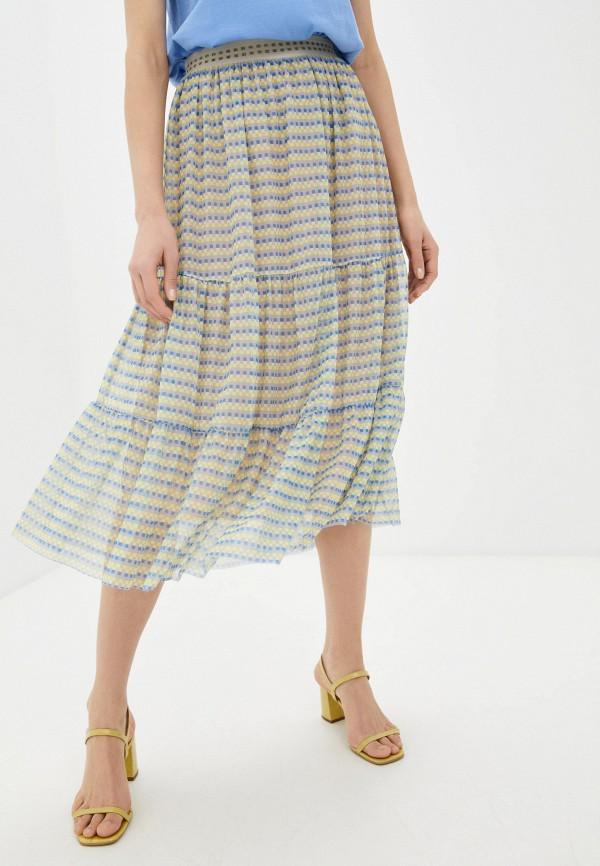 женская юбка rich&royal, разноцветная