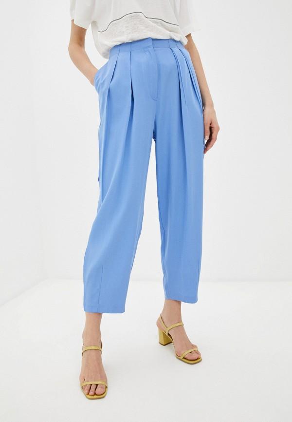 женские повседневные брюки rich&royal, голубые