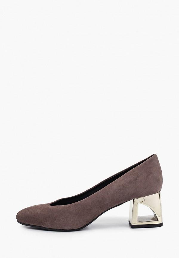 женские туфли tosca blu, коричневые