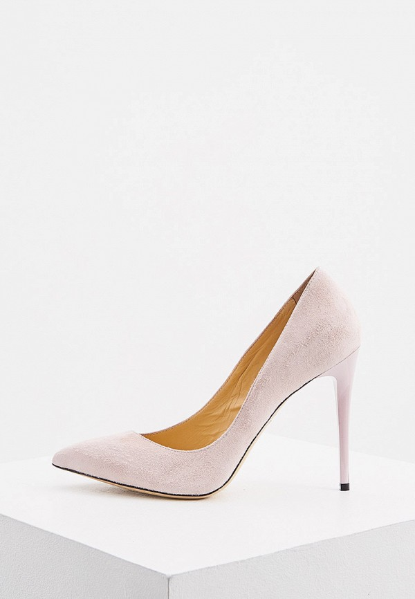 женские туфли roberto botticelli, розовые