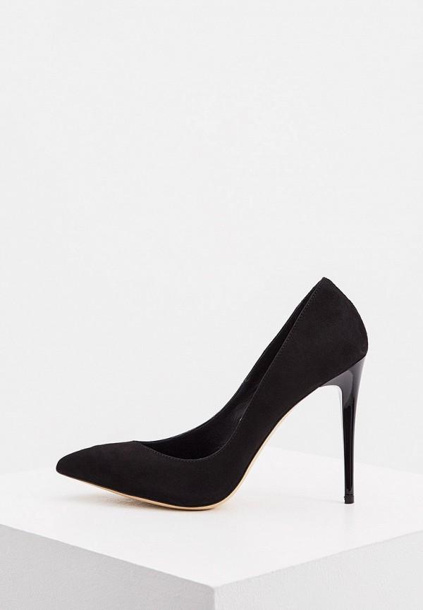женские туфли roberto botticelli, черные