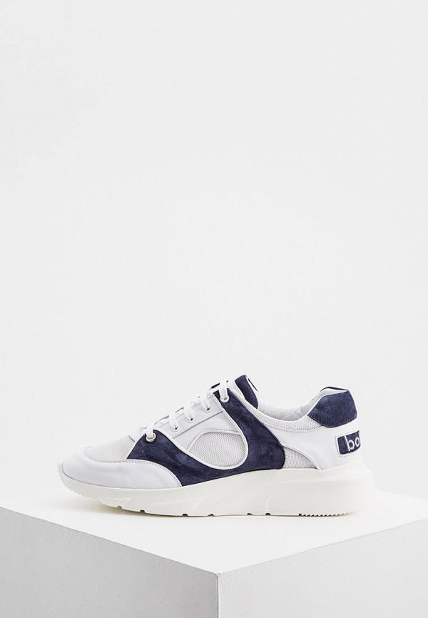мужские кроссовки roberto botticelli, белые