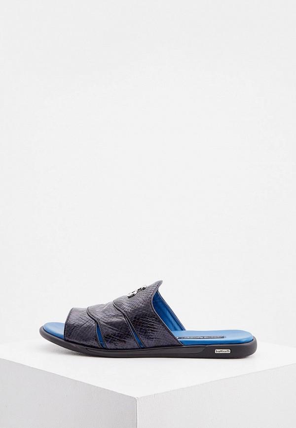 мужские сандалии roberto botticelli, синие