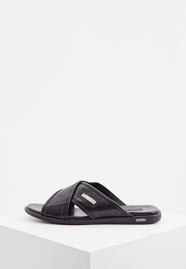 мужские сандалии roberto botticelli, черные