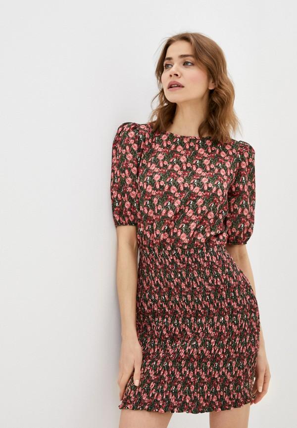 женское повседневные платье trendyol, разноцветное