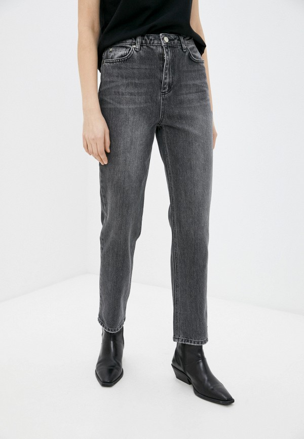 женские джинсы trendyol, серые