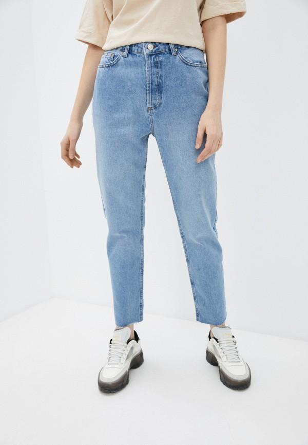 женские джинсы trendyol, голубые