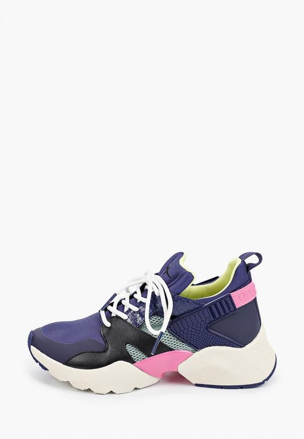 женские кроссовки tamaris fashletics, разноцветные