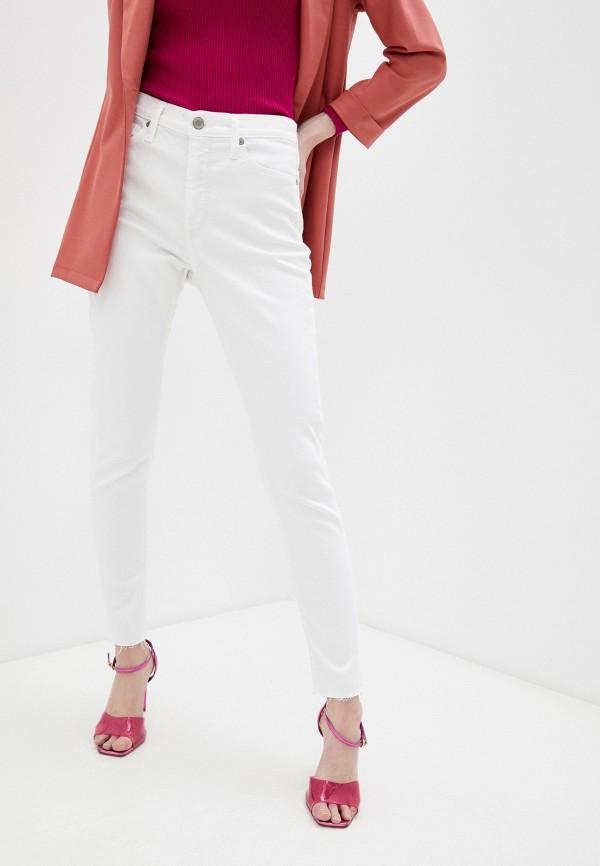 женские джинсы скинни banana republic, белые