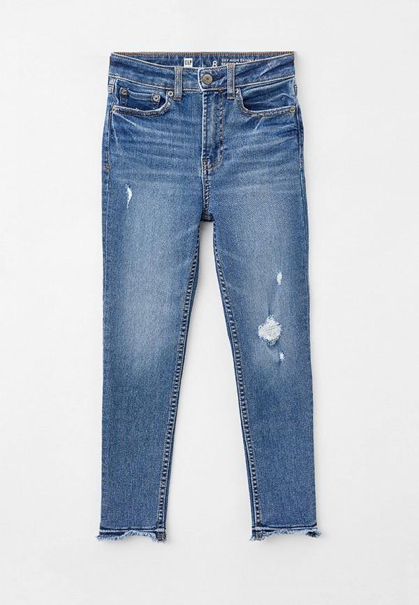 джинсы gap для девочки, синие