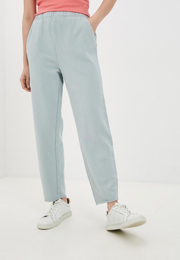 женские спортивные брюки gap, голубые