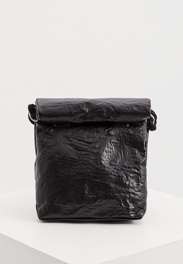 женская сумка philosophy di lorenzo serafini, черная