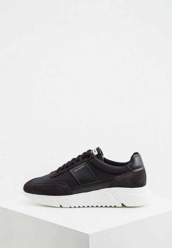 мужские кроссовки axel arigato, черные