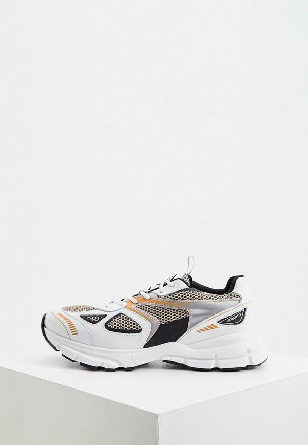 мужские кроссовки axel arigato, белые