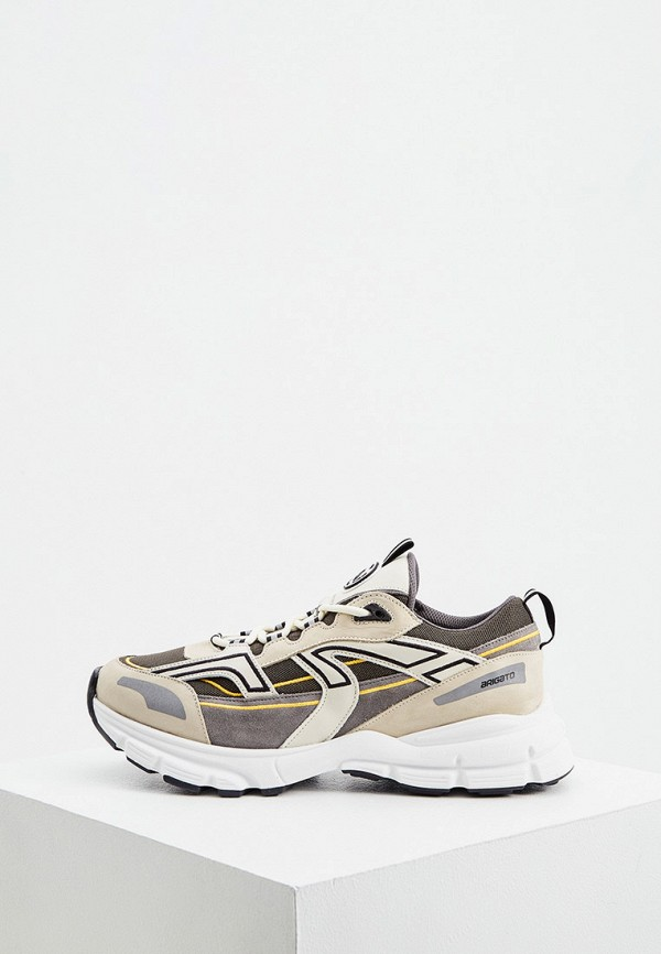мужские кроссовки axel arigato, бежевые