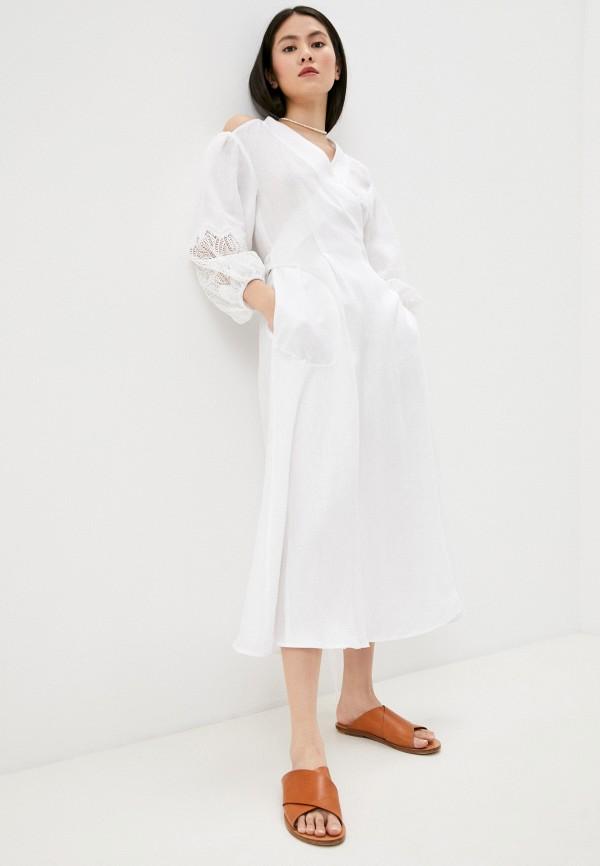 женское платье beatrice.b, белое