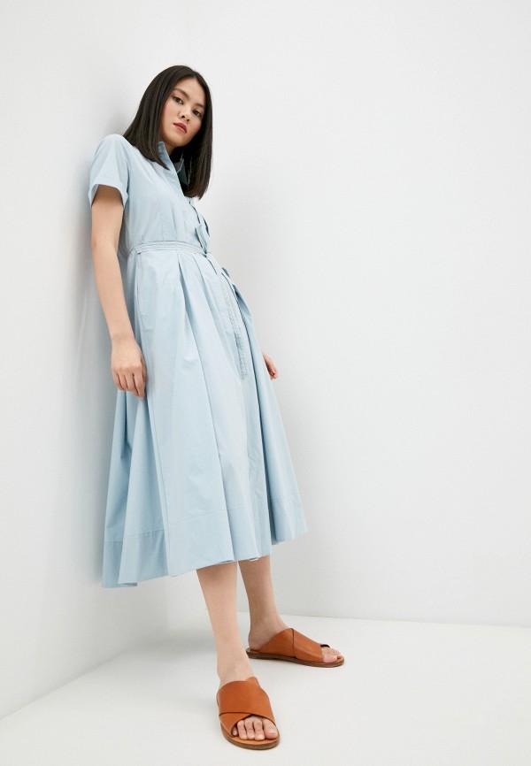 женское платье beatrice.b, голубое