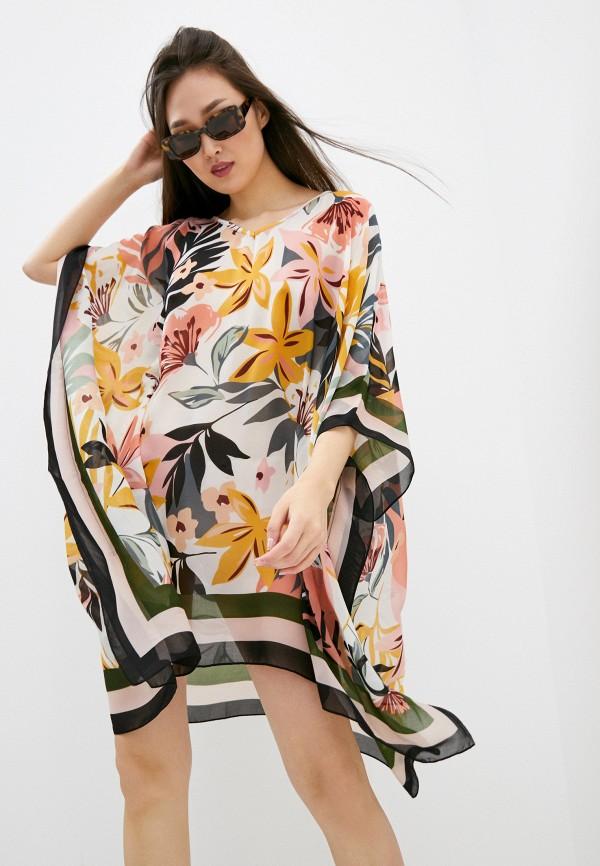 женское платье liu jo, бежевое