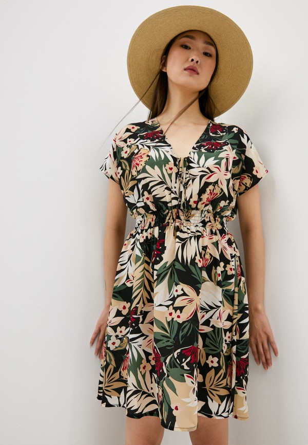 женское пляжные платье liu jo, черное