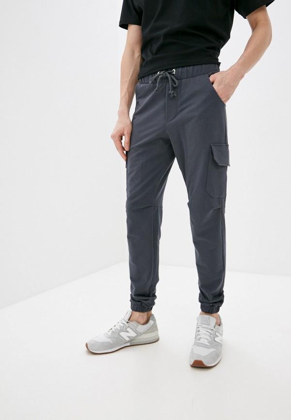 мужские брюки sitlly, серые