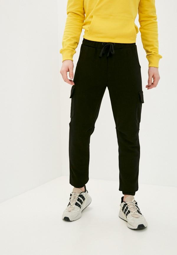 мужские брюки sitlly, черные